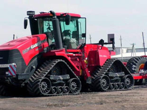 Кузбасс наращивает производство зерна: посевная кампания уже началась