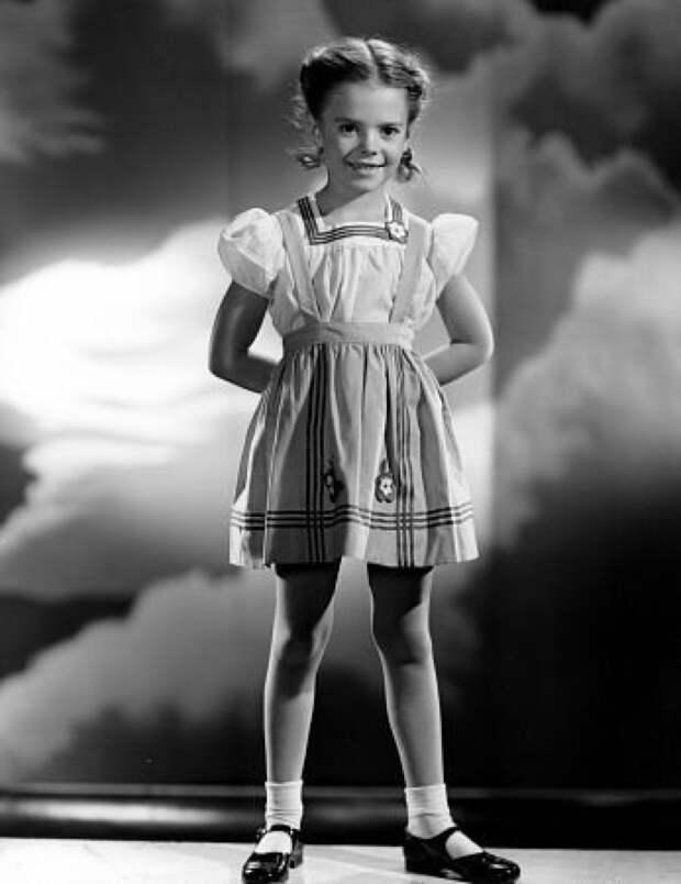 Детские фотографии Русской королевы Голливуда Натали Вуд.