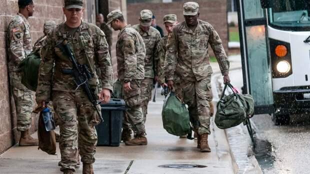 Трамп окончательно утвердил план по выводу войск из Германии