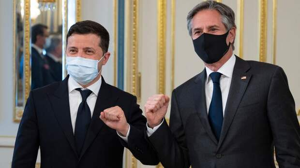 СГА учиняют на Украине новый переворот