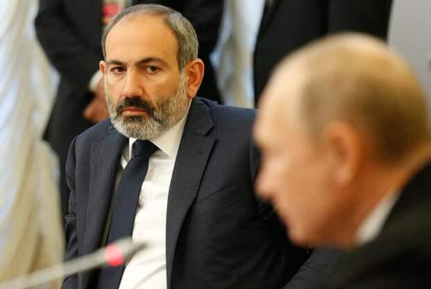 Пашинян вспомнил про дружбу с Россией лишь когда «постучались» из Азербайджана – Монтян