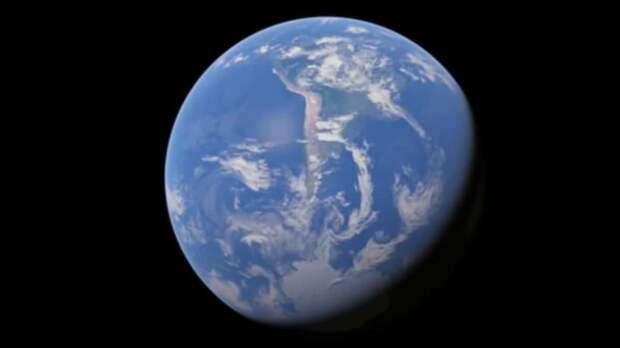 Новый сервис от Google: теперь в 3D можно увидеть как мы застраивали и разрушали планету