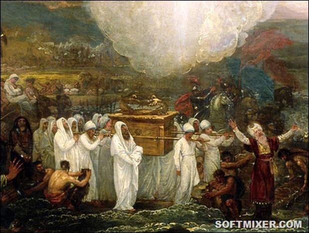 Что хранил ковчег завета