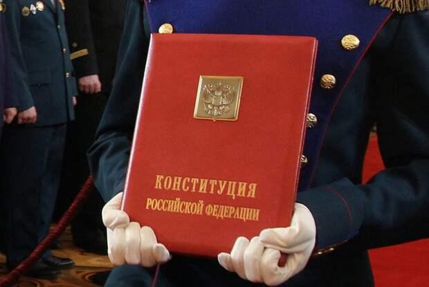 22 апреля: названа дата голосования по поправкам в Конституцию