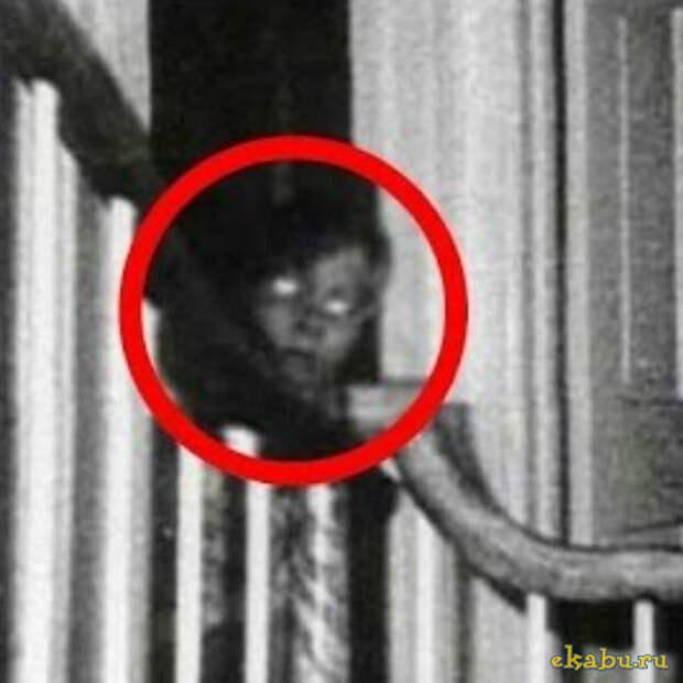 13 загадочных фото которых не должно быть