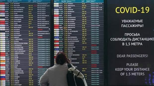 В Москве отдохнувших за границей туристов оштрафовали на 1 млн рублей