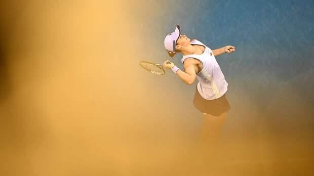 Барти стала финалисткой турнира в Мадриде
