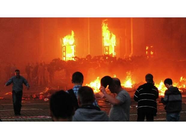 О Благодатном огне и трагедии в Одессе