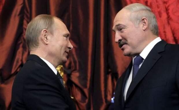 Французский политолог: Лукашенко затеял опасную игру сМосквой
