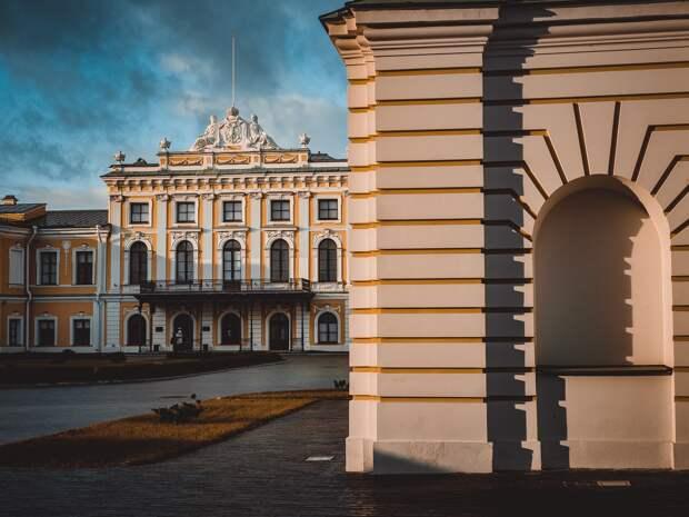 В Тверском императорском дворце пройдет авторская экскурсия
