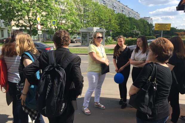 Жители Северного Тушина могут отправиться на экскурсию по улице Героев Панфиловцев