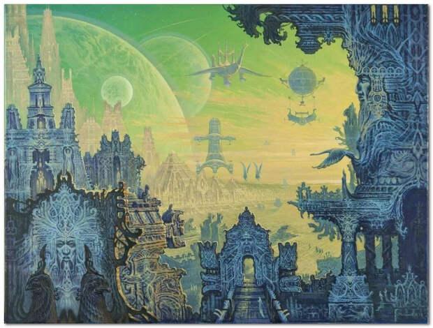 Земля богов Гиперборея по А. Угланову
