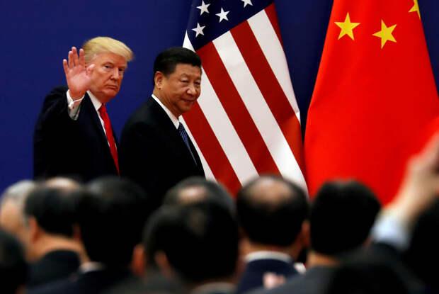 Глобальный экономический передел: США, Китай и Россия