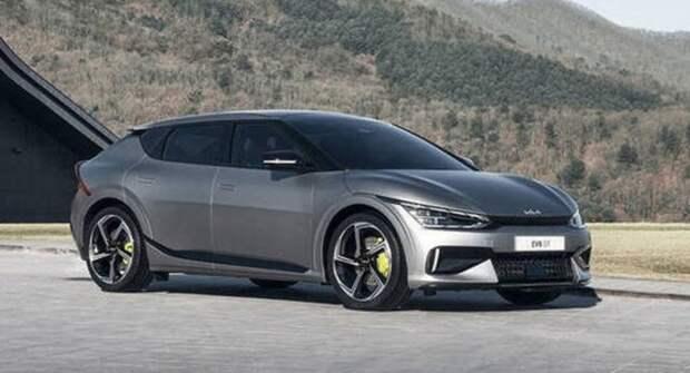 KIA запатентовала новые названия для электромобилей в США