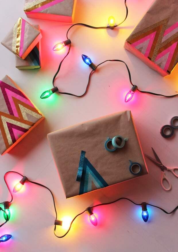 Гора подарков DIY