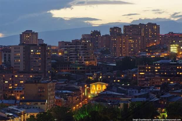 Yerevan08 Фотопрогулка по Еревану
