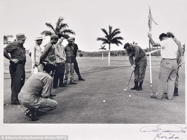 Редкие снимки Фиделя Кастро и Эрнесто Че Гевары. Фотограф Альберто Корда 1
