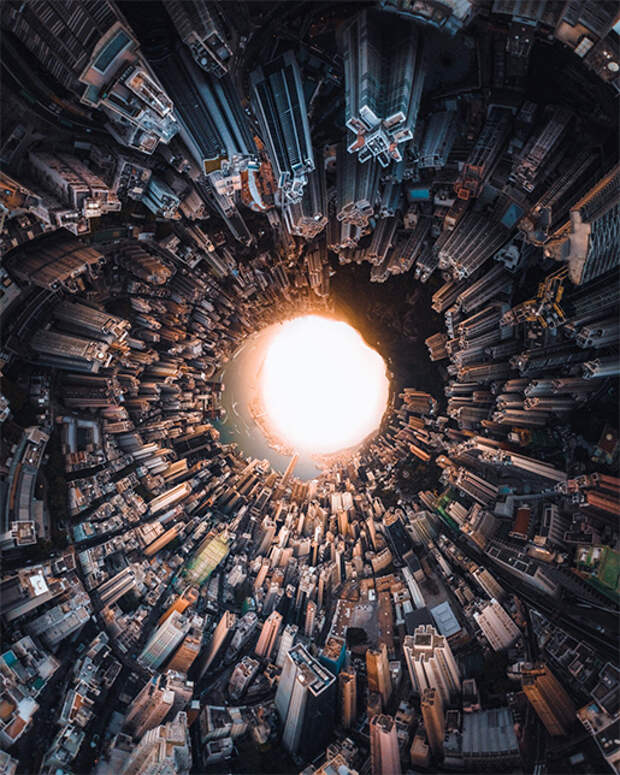 Взгляд свысока: победители конкурса дрон-фотографии SkyPixel