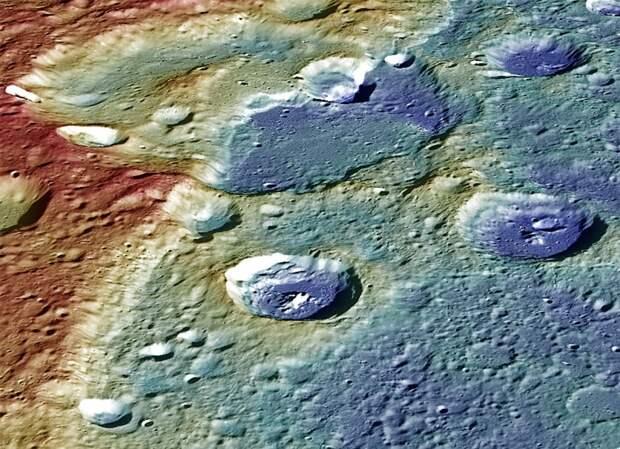 Меркурий: секреты первой планеты Солнечной системы