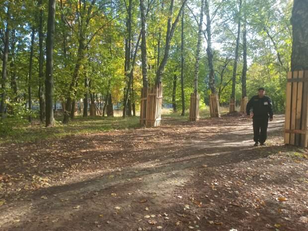 В нижегородском парке «Швейцария» может пройти акция «Семейное дерево»