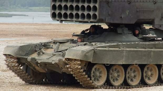 """В США назвали """"самое страшное"""" российское термобарическое оружие"""