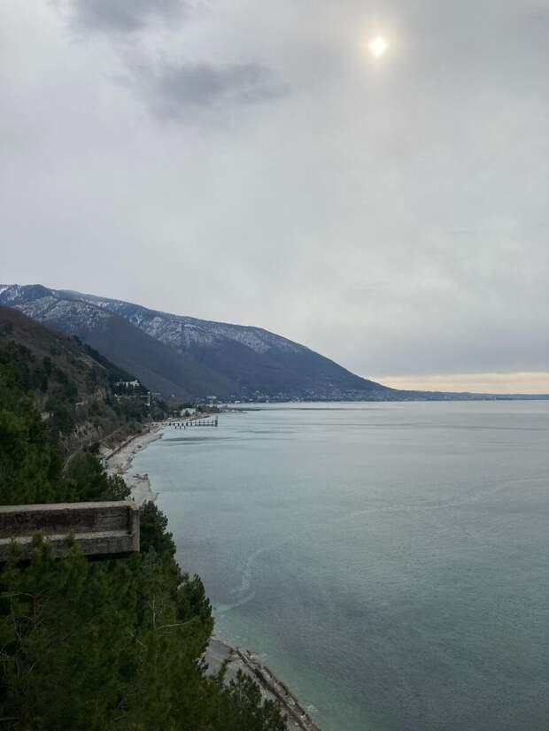 Абхазия Март 2021
