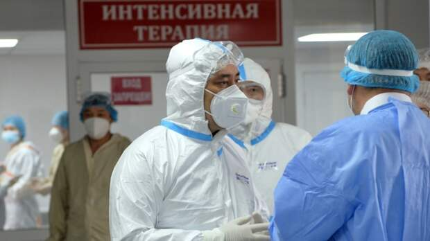 Власти Якутии впервые расширяют детский стационар для больных Соvid-19