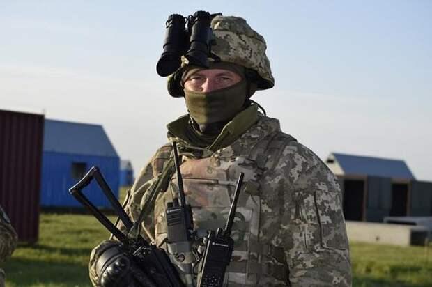 Опубликовано видео уничтожения военными ВСУ блокпоста с бойцами «Правого сектора» в Донбассе