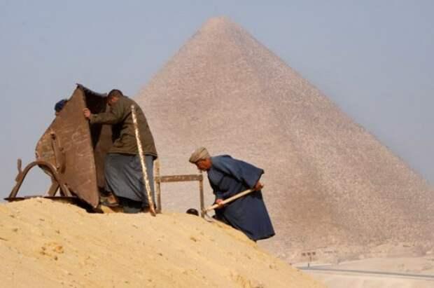 Археологи обнаружили в Египте 5600-летнюю гробницу