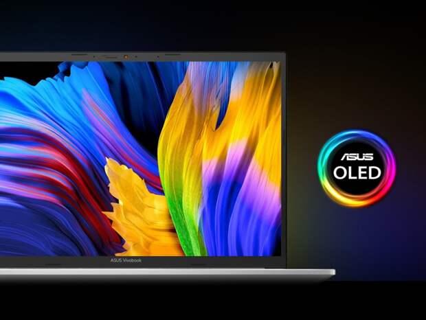 ASUS VivoBook Pro 14: тонкий и лёгкий ноутбук с OLED-экраном и чипами AMD Ryzen за $710