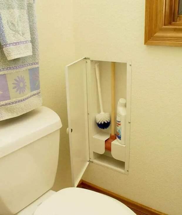 15 умных укрытий в ванной для максимального увеличения пространство
