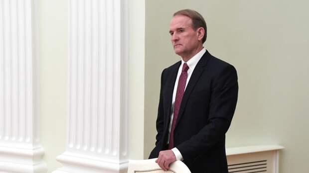 Медведчук помещен под домашний арест