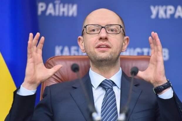 Яценюк исключил досрочное погашение российского кредита