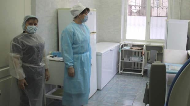 Еще один пункт вакцинации отбольницы №20 открыли вРостове