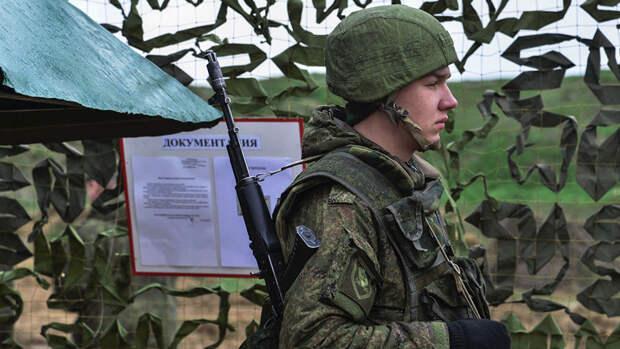 Учения войск ЮВО и ВДВ пройдут в Крыму