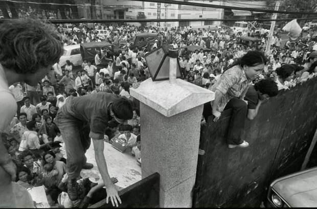 2. Падение Сайгона, часть первая Вьетнам, война во вьетнаме, вьетнамская война, сша