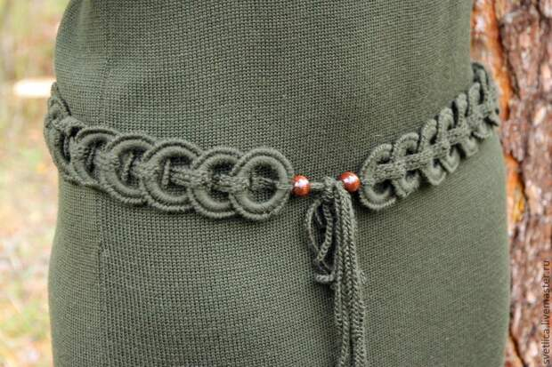 Идеи вязания крючком с кольцами