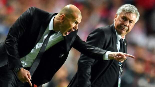 «Иногда нужно уйти ради общего блага». Зидан уйдет из «Реала» по окончании сезона