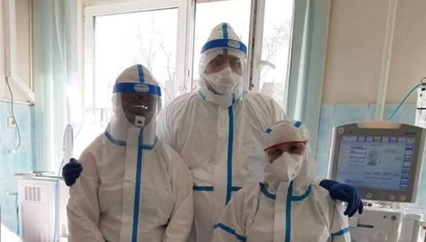 99 пациентам с почечной недостаточностью с коронавирусом помогли в Мытищах