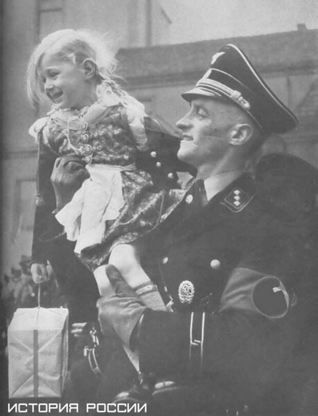 Лидеры Рейха любили играть на публику