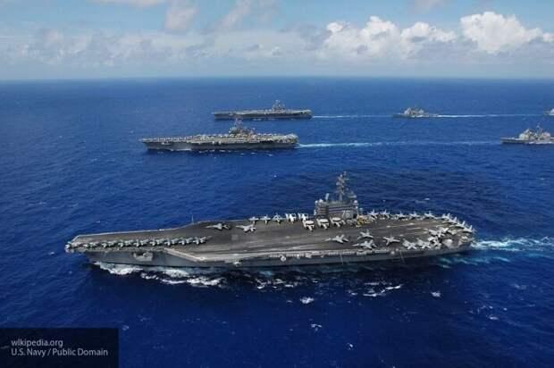 В Breaking Defense рассказали о новых разработках ВМС США против флота России