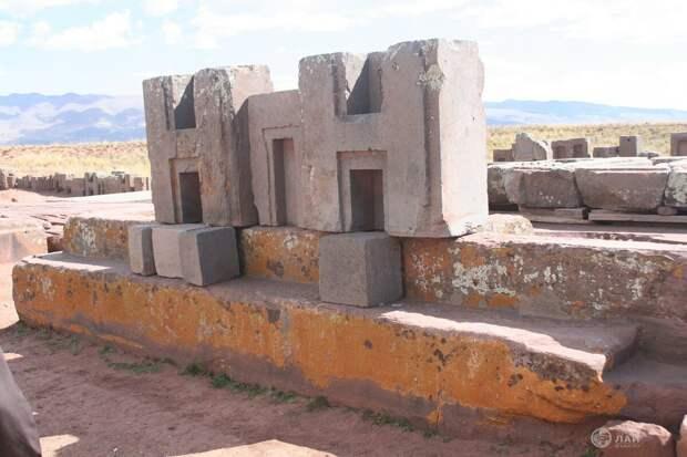 Пума-Пунку (Боливия), автор фото: Сергей Ванцак
