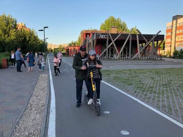 Новые правила езды на электросамокатах заработали в Казани