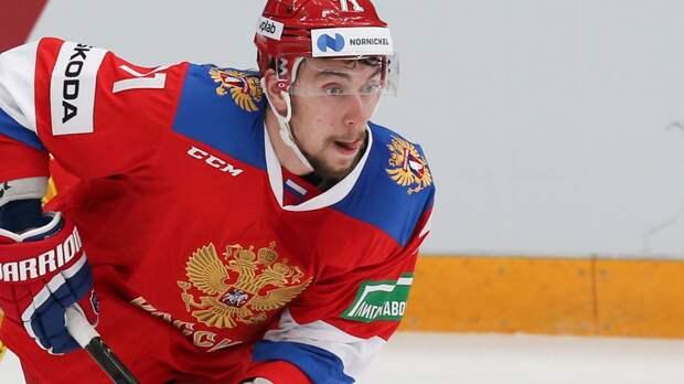 Форвард сборной России Бурдасов стал автором первого гола ЧМ-2021