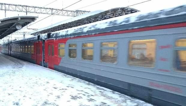 МЖД стабилизировала график движения поездов на Курском направлении