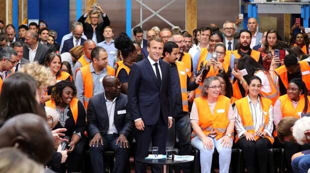 Французская дипломатия наступает