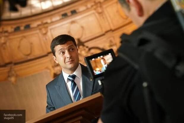 Кальцев заявил, что Зеленский до сих пор остается в образе Голобородько