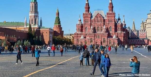Сергунина рассказала о победителях акселерационной программы для туротрасли. Фото: Максим Денисов mos.ru