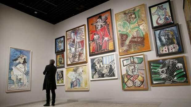 Музей Пикассо. Часть 3