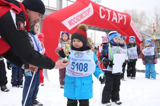 Традиционная гонка «Лыжня России-2021» пройдет в Марьине 13 февраля
